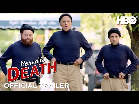 'Private Detective For Hire' Trailer | Bored To Death | HBO Classics