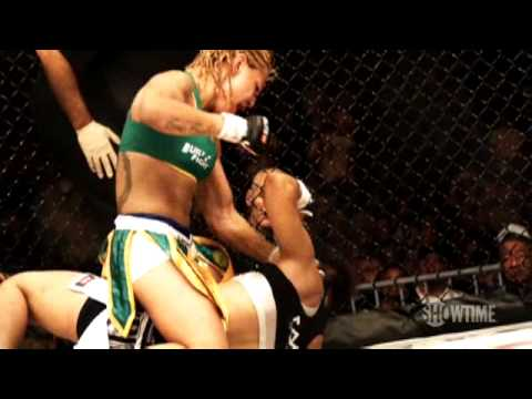 Cyborg - Highlights from the career of Brazilian powerhouse Cris Cyborg demonstrate the knockout skills she will bring to her August 15th match against Gina Carano on...