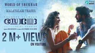 Nonton Solo   World Of Shekhar   Malayalam   Dulquer Salmaan  Sai Dhanshika  Bejoy Nambiar   Trendmusic Film Subtitle Indonesia Streaming Movie Download
