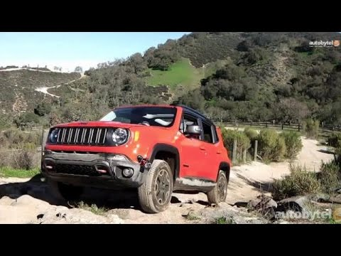 First Look Video: 2015 Jeep Renegade