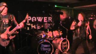 Power Theory - An Axe To Grind (live 7-14-12)HD