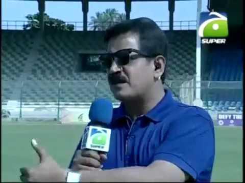 Super Eye with Amir Uddin Ansari, Naseem Rajpot and Mehmood Hamid   Final Match