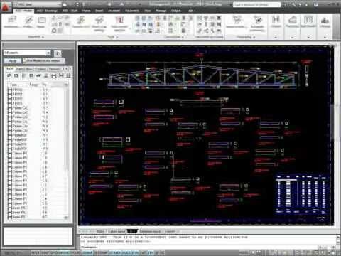 AutoCAD Structural Detailing 2013 - nowości cz.1 (źródło Autodesk)