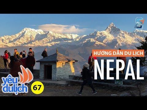 YDL #67: NEPAL #1: Chịu lạnh thấu xương đi ngắm núi tuyết sáng sớm | Yêu Máy Bay - Thời lượng: 18 phút.