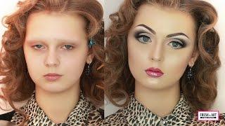 Примерить макияж по фото