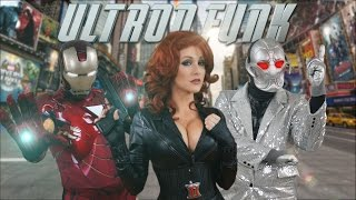 Ultron Funk | Avengers Age of Ultron Song Parody | Screen Team