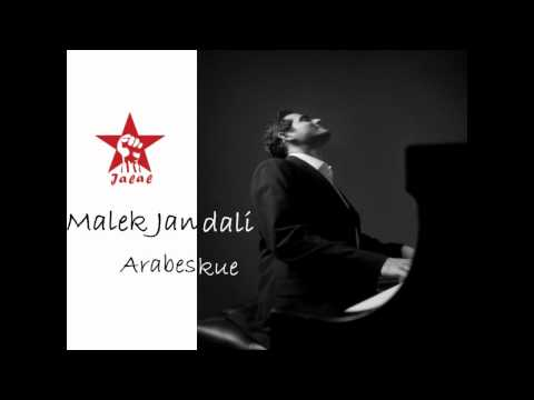 malek jandali - arabesque مالك جندلي - أرابيسك (видео)