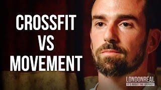 Ido Portal on crossfit vs movement. FULL EPISODE: http://LondonRealAcademy.com/episodes/ido-portal-move-or-die Ido Portal RETURNS to London Real. Ido Portal ...