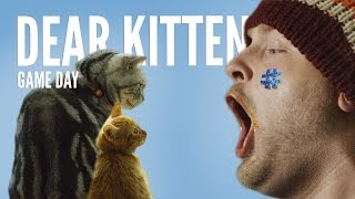 Dear Kitten: Regarding the Big Game (TEASER) – Purina® Friskies