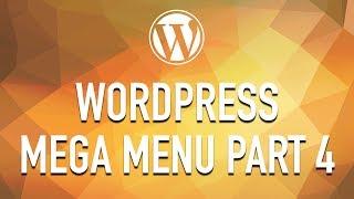 How to Create a WordPress Mega Menu from Scratch - Part 4Download APWS: https://github.com/Alecaddd/awpsDownload Walker Nav Class: https://github.com/Alecaddd/WordPress-MegaMenu:: Become a Patreon ::https://www.patreon.com/alecaddd:: Join the Forum ::https://forum.alecaddd.com/:: Support Me ::http://www.alecaddd.com/support-me/http://amzn.to/2pKvVWO:: Tutorial Series ::WordPress 101 - Create a theme from scratch: http://bit.ly/1RVHRLjWordPress Premium Theme Development: http://bit.ly/1UM80mRLearn SASS from Scratch: http://bit.ly/220yzmZDesign Factory: http://bit.ly/1X7CsazAffinity Designer: http://bit.ly/1X7CrDA:: My Website ::http://www.alecaddd.com/:: Follow me on ::Twitter: https://twitter.com/alecadddGoogle+: http://bit.ly/1Y7sunzFacebook: https://www.facebook.com/alecadddpage