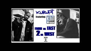 Kurupt feat. K-Solo - From Da East 2 Da West (1995) (Death Row) (Unreleased)