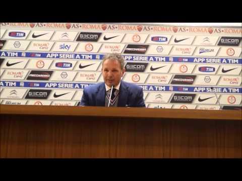 Roma-Sampdoria 0-2  Intervista a Sinisa Mihajlovic