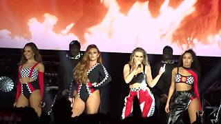 Little Mix - Intro + Power (Vienna/Wien, Austria 27.05.17) FULL HD Video
