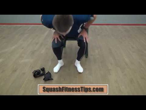 How To Give Yourself An Insane Deep-Tissue Massage For Squash 2