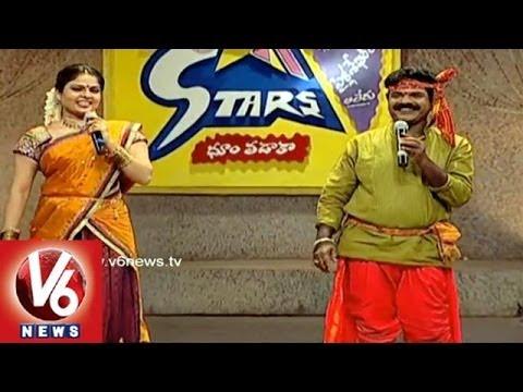 Singers Performing Telangana Folk Songs - Folk Stars Dhoom Thadaka - 8