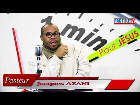 L'INQUIÉTUDE T'ÉLOIGNE DE JÉSUS, Homme de peu de Foi - Bishop Jacques Azani
