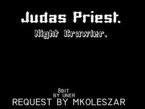 Judas Priest - Night Crawler 8bit