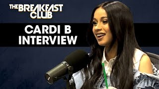 Video Cardi B Opens Up About Her Pregnancy & Why She Kept It Hidden MP3, 3GP, MP4, WEBM, AVI, FLV September 2018