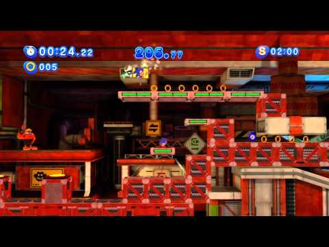 Sonic Generations - Part 8 [RAW}