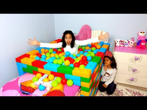 My Sister Bed joke fun kid video