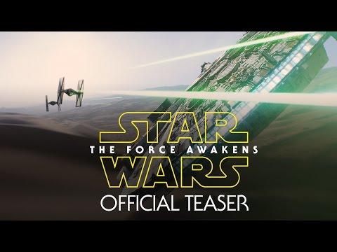Star Wars: The Force Awakens – Official HD Teaser Trailer