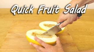 DaveHax - Quick Fruit Salad Life Hacks