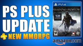 Free MMORPG on PS4 News - PS PLUS Free Games Update (Playstation News)