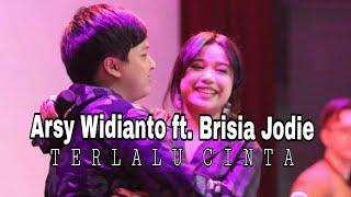 Video Rossa - Teralalu Cinta | Arsy Widianto ft. Brisia jodie (showcase) MP3, 3GP, MP4, WEBM, AVI, FLV April 2019