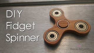 DIY fidget Spinner