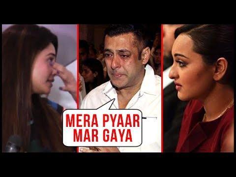 Salman Khan's LOVE Passes Away, Sonakshi Sinha , D