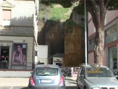 Agrigento. Rischio frana in Viale della Vittoria: la pioggia provoca nuove colate di argilla dal costone di Via Giovanni XXIII