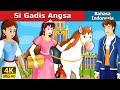 Si Gadis Angsa | Dongeng Anak | Kartun Anak | Dongeng Bahasa Indonesia