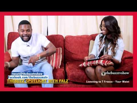 Falz TheBahdGuy Interview | TheBuzz | Season 2 Episode 21  - Part 2