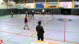 23:19 (9:8) SV Mecklenburg-Schwerin vs. Oranienburger HC - 22. März 2014