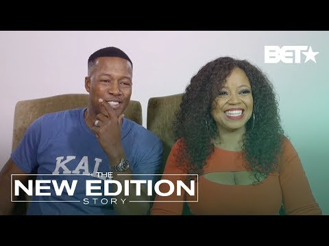 Shanice Thought She'd Marry Ralph from New Edition? | The New Edition Story
