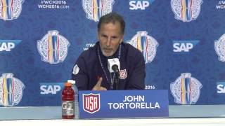 Tortorella: We'll take our medicine, but STOP picking this team apart by Sportsnet Canada