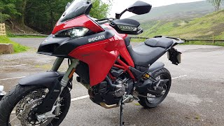 5. 2019 Ducati Multistrada 950 s - First ride review!