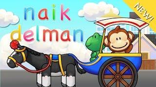 Lagu Anak Indonesia | Naik Delman