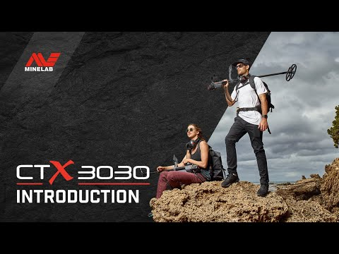 Minelab CTX 3030 Metal Detector The Future of Discovery