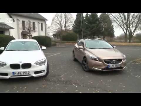 Compare it!: BMW 1 series – Volvo V40   Drive it!