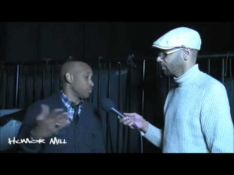 One On One Interview With Comedian Malik S. For Humor Mill TV!
