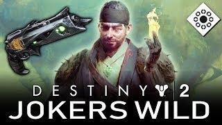 Die komplette Saison des Vagabunden! | Destiny 2: JOKERS WILD