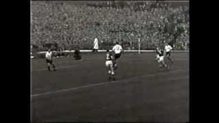 Sir Bobby Charltons Tore für die englische Nationalmannschaft