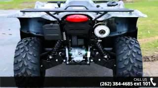 10. 2016 Suzuki KingQuad 750AXi Camo  - Action Power Sports -...
