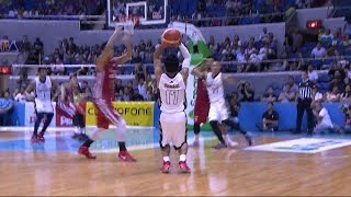 Pacquiao Nails the Triple! | PBA Governors' Cup 2016