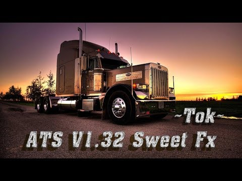 [ATS] SweetFX + Reshade [win_x64] 1.32