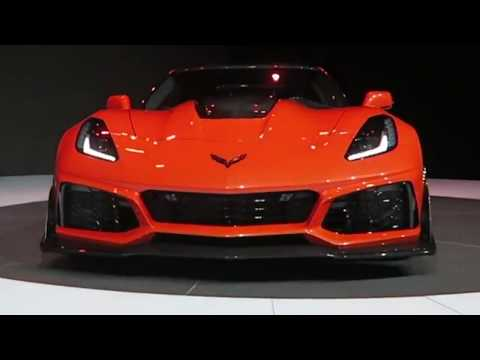 2019 corvette zr1 launch in dubai