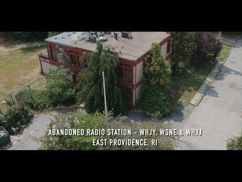 Abandoned Radio Station (WHJY, WSNE & WHJJ) - East Providence, Rhode Island