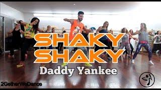Shaky Shaky - Daddy Yankee |2GetherWeDance| Zumba® Fitness