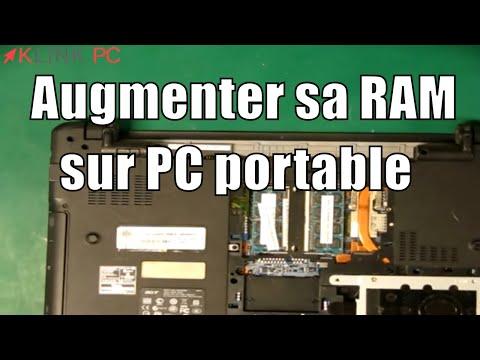 [Tuto] Comment augmenter (ou changer) la mémoire (RAM) de son ordinateur portable